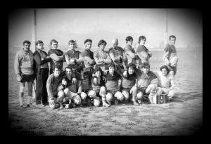 Reus Rugbi Club. Imatge històrica.